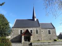 Idée de Sortie Tréfumel Eglise Sainte-Agnès