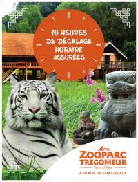 Idée de Sortie Trégomeur Escape game au Zooparc de Trégomeur