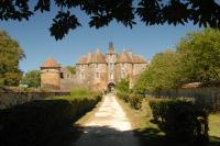 Idée de Sortie Yonne Château de Ratilly