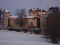 Idée de Sortie Isère Château de Serrières
