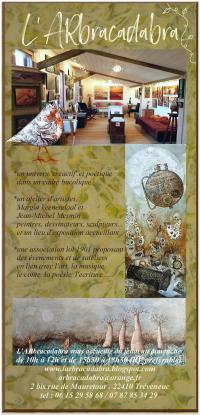 Idée de Sortie Tréveneuc Atelier d'artistes L'ARbracadabra