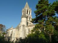 Idée de Sortie Nersac Eglise Notre Dame de Trois Palis
