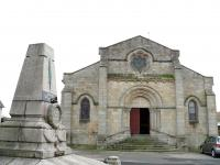Idée de Sortie Le Montet Église Saint-Maurice - Tronget