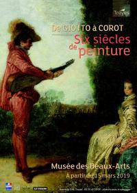 Evenement Charmont sous Barbuise Exposition permanente - Six siècles de peinture, de Giotto à Corot