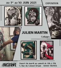 Evenement Barberey Saint Sulpice Exposition - Julien MARTIN