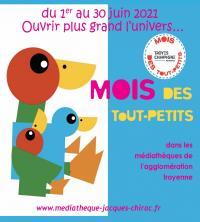 Evenement Barberey Saint Sulpice Mois des Tout-Petits
