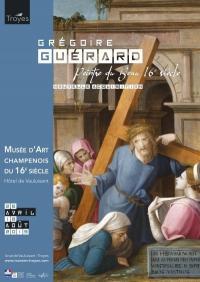 Idée de Sortie Troyes Visite guidée Grégoire Guérard, nouvelle acquisition