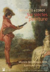 Idée de Sortie Troyes Visite guidée Six siècles de peinture