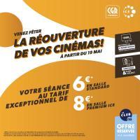 Evenement Barberey Saint Sulpice Cinéma CGR Troyes - Nouveau programme de fidélité