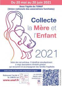 Evenement Barberey Saint Sulpice Collecte la Mère et l'Enfant