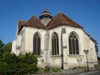 Idée de Sortie Barberey Saint Sulpice Eglise Saint Luc