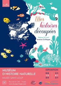 Evenement Le Pavillon Sainte Julie Exposition - Mes histoires découpées - autour des illustrateurs Hélène Druvert et Antoine Guilloppé