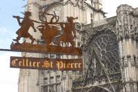 Idée de Sortie Troyes Le Cellier Saint-Pierre et la Prunelle de Troyes