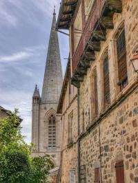 Idée de Sortie Marc la Tour Visite guidée de la ville de Tulle