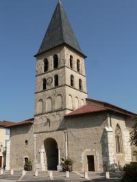 Idée de Sortie Tullins Eglise Saint-Laurent des Prés