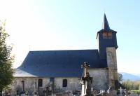 Idée de Sortie Hautes Pyrénées EGLISE TUZAGUET