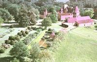 Parc du Chateau de la Bourlie Dordogne