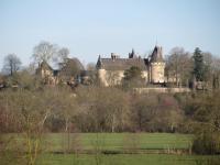 Idée de Sortie Nièvre Château des Bordes