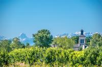 Idée de Sortie Pyrénées Atlantiques Uzein - Boucle des sept clochers
