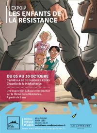 Evenement Aigaliers Exposition - Les enfants de la résistance