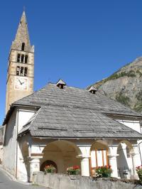 Idée de Sortie Val des Prés Eglise Saint-Claude