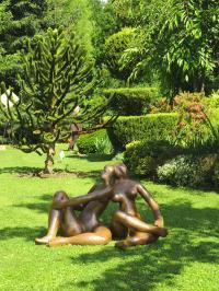 Jardin des Métamorphozes Loir et Cher