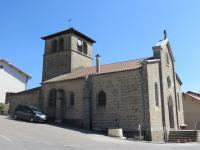 Idée de Sortie Loire Eglise Saint-Pierre et Saint-Pancrace - Valeille