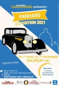 Evenement Centre Exposition automobile Panhard