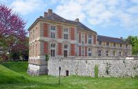 Idée de Sortie Yonne Château de Vallery