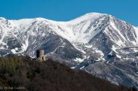 Idée de Sortie Pyrénées Orientales PIC DE COSTABONNE