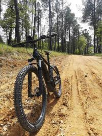 Idée de Sortie Salavas Face Sud Bike