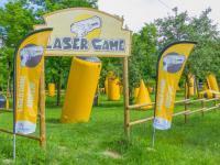 Idée de Sortie Vallon Pont d'Arc Laser Game Ardèche