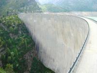 Idée de Sortie Haute Savoie Barrage d'Emosson