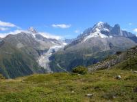 Idée de Sortie Haute Savoie Glacier d'Argentière
