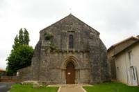 Idée de Sortie Deux Sèvres Eglise de Vançais