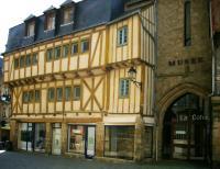 Idée de Sortie Morbihan Musée des beaux-arts, La Cohue de Vannes