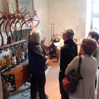Evenement Montbron Visite animée de l'Atelier-Musée des Tisserands et de la Pantoufle Charentaise