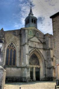 Idée de Sortie Dombasle sur Meurthe EGLISE SAINT GORGON DE VARANGEVILLE