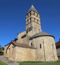 Idée de Sortie Bourgogne Eglise Saint-Martin de Vareilles