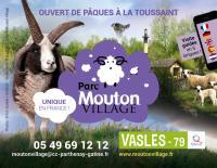 Idée de Sortie Deux Sèvres Parc Touristique Mouton Village