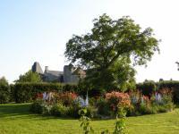 Jardin du Manoir du Plessis-au-Bois Villers Cotterêts