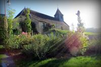 Idée de Sortie Thin le Moutier VAUX VILLAINE, Village Fleuri 4 Fleurs