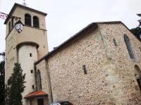 Idée de Sortie Loire Eglise Saint-Pancrace - Veauche bourg