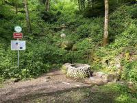 Idée de Sortie Rupt sur Moselle SOURCE DE CHAUDE-FONTAINE