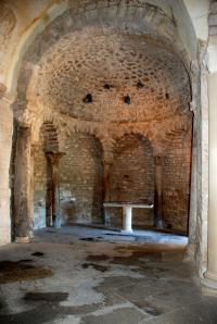 Idée de Sortie Vaucluse Baptistère de Venasque