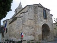 Idée de Sortie Vaucluse Eglise Notre-Dame de Venasque