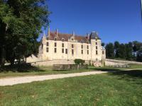 Idée de Sortie Montmartin le Haut Château de Vendeuvre-sur-Barse