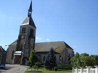 Idée de Sortie Montmartin le Haut Eglise Saint-Pierre de Vendeuvre-sur-Barse
