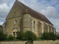 Idée de Sortie Bourgogne Eglise Saint-Pierre de Venouse