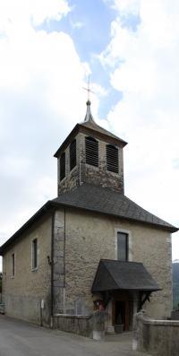 Idée de Sortie Haute Savoie Eglise Saint Guerin